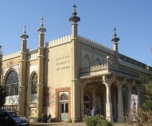 Музей и художественная галерея Брайтона