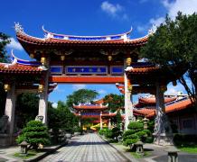 Буддийский храм Шуан Линь