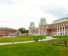 Tsaritsyno Museum and Park Reserve
