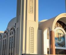 Коптская церковь в Хургаде