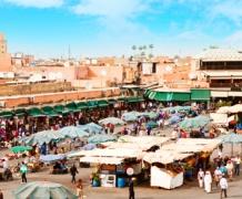 Площадь Джема-аль-Фна