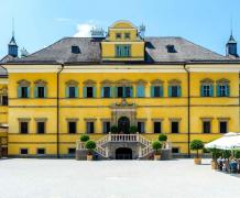 Дворец Хельбрунн и Потешные фонтаны