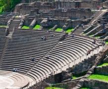 Галло-римский амфитеатр