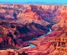 Национальный парк Гранд-Каньон (Grand Canyon)