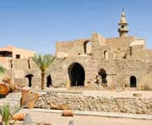 Средневековая крепость Мамлюка
