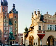 Мариацкий костел в Кракове