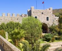 Крепость Мармарис
