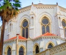 Собор Нотр-Дам в Ницце