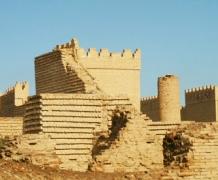 Руины Вавилонии