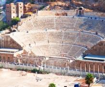 Амфитеатр в Иордании