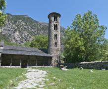 Церковь Санта-Колома