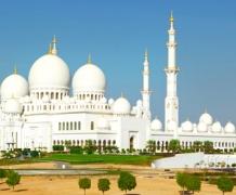 Большая мечеть шейха Зайда