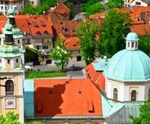Собор Святого Николая в Любляне
