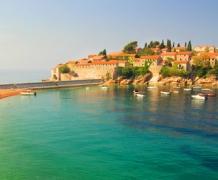Остров Святой Стефан в Черногории