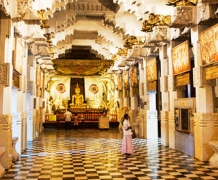 Тронный зал царей