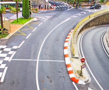 Трасса Формулы 1 в Монако