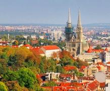 Кафедральный собор в Загребе