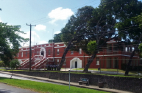 St. Ann's Fort фото