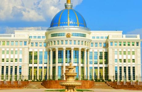 """Дворец Президента """"Ак орда"""""""