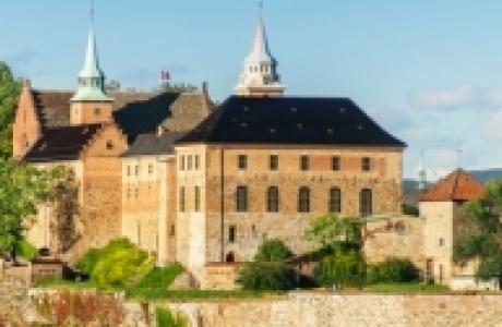 Крепость Акерсхус в Осло