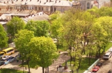 Александровский проспект в Одессе