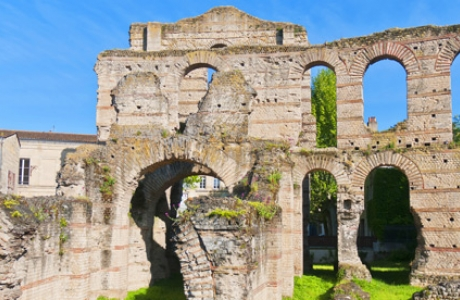 Амфитеатр Бордо или дворец Галлиена