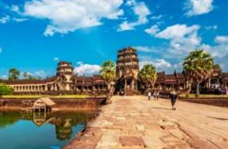 Храм Анкгор Ват