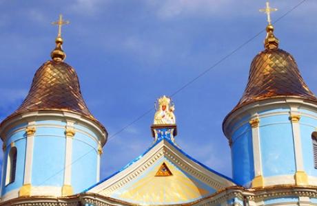 Армянская церковь в Ивано-Франковске