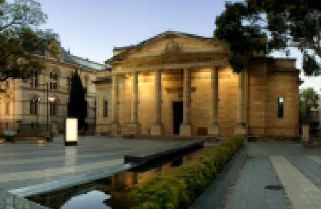 Галерея искусств Южной Австралии фото