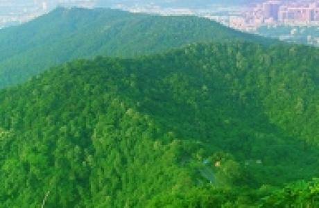 Гора Байюнь в Гуанчжоу