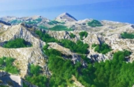 Парк природы Биоково
