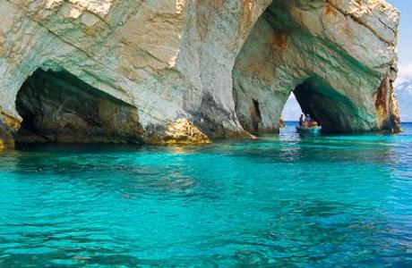 Пещеры Закинфа