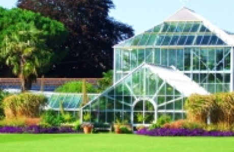Ботанический сад в Кембридже