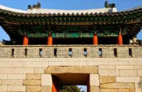 Крепость Кымчжонсансон
