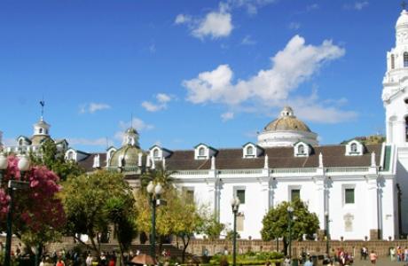 Кафедральный собор Кито