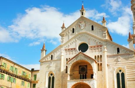 Кафедральный собор Вероны