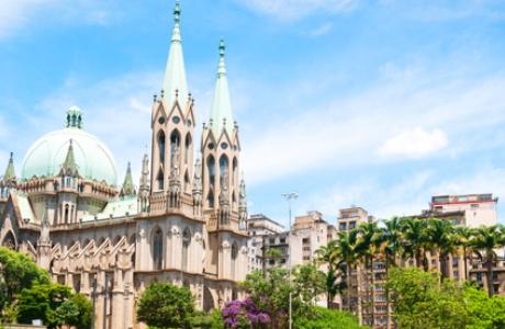 Собор Сан-Паулу