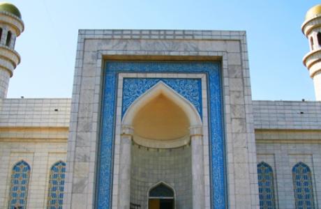 Центральная мечеть Алматы