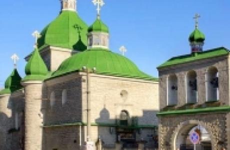 Церковь Рождества Христова в Тернополе