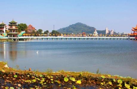Озеро Чэнцин