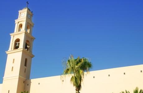 Храм Святого апостола Петра в Яффо