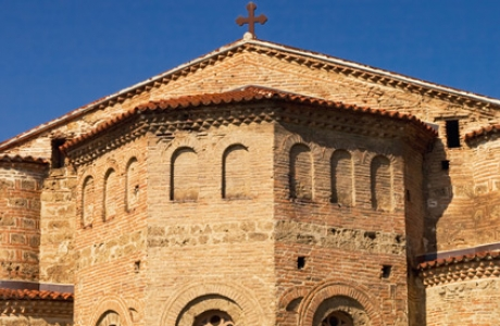 Церковь Святой Софии в Охриде