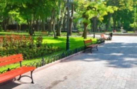 Городской сад Одессы