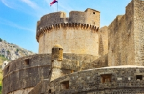Городские стены Дубровника