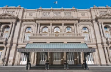 Театр Колон в Буэнос-Айрес