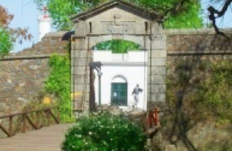 Укрепленный въезд в Колонию-дель-Сакраменто
