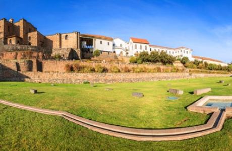 Храм Кориканча и монастырь Санто-Доминго
