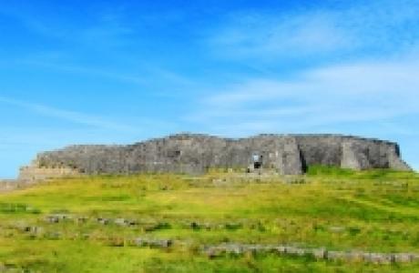 Форт Дан-Энгус в Голуэе