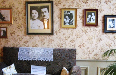 Дом-музей Альберта Эйнштейна