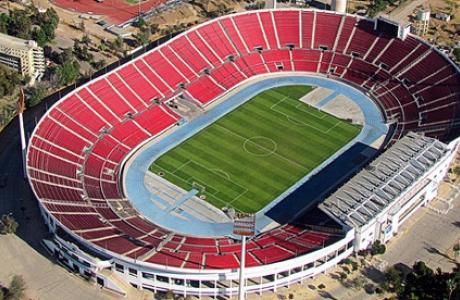 Национальный стадион в Сантьяго
